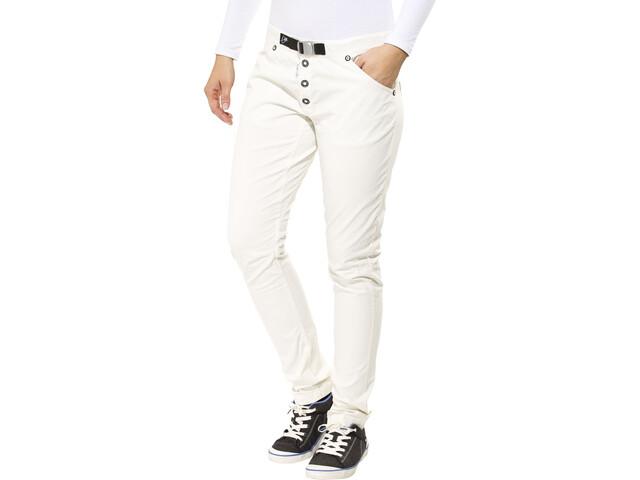Gentic Hazardcat Spodnie Kobiety biały